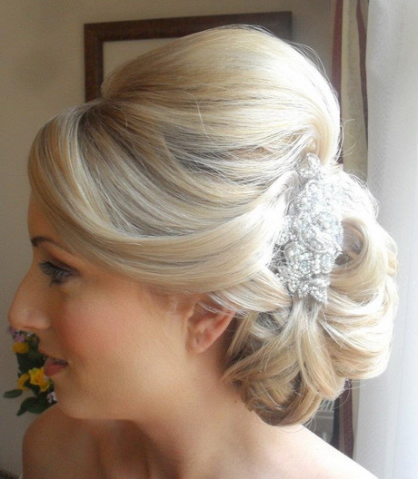35 Wedding Hairstyles Discover Next Year S Top Trends For: Upstyles For Brides