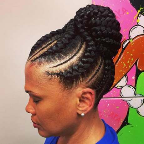 African braided hairstyles 2018