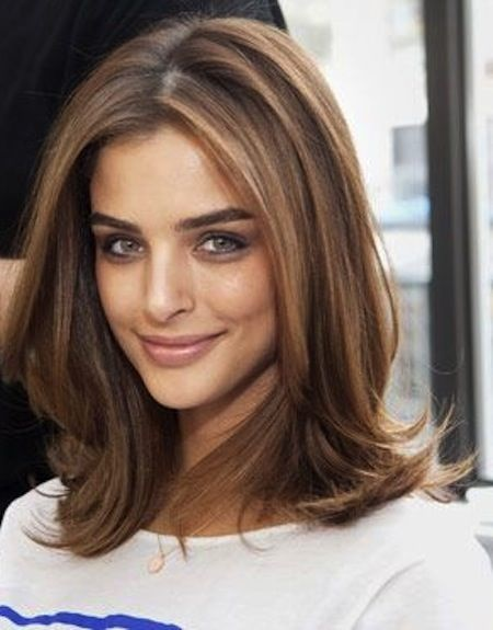 Mid Length Hairstyles 2018