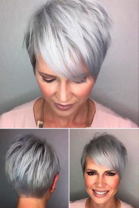 short trendy haircuts for women 2018