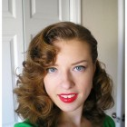 1940s hairstyles for short hair