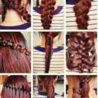 All braids hairstyle