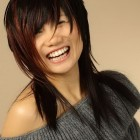 Asian layered haircuts