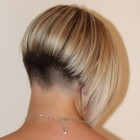 Back of hairstyles for short hair