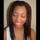 Black braids hairstyles 2015