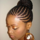 Black hair braiding styles