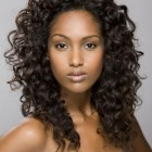 Black hairstyles for long faces