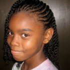 Black hairstyles kids