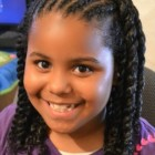 Black kid hairstyles for girls