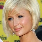 Blonde short hair styles