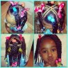 Braid hairstyles for little black girls