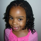 Braid hairstyles for little girls