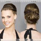 Braid hairstyles updo