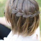 Braid styles for short hair