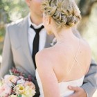 Braid wedding hair
