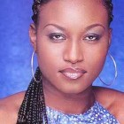 Braided cornrow hairstyles