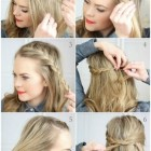 Braided hair tutorials