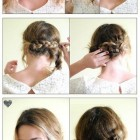 Braided hairstyle tutorials