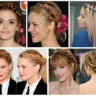 Braided hairstyles for work