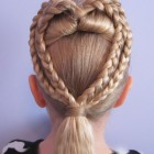 Braids hairstyles for short hair
