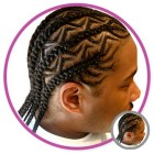 Braids hairstyles pictures for men