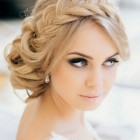 Bridal hairstyle 2015