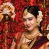 Bridal hairstyles for south indian wedding