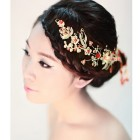 Chinese wedding hair accessories
