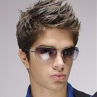 Cool hairstyles for guys with short hair