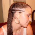 Cornrow braids styles