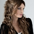 Curly hairstyles for women long hair