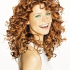 Curly hairstyles photos