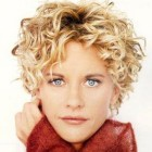Curly short hair styles pictures