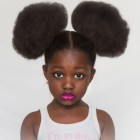 Cute black people hairstyles