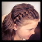 Cute braid hairstyles
