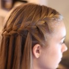 Cute braiding hairstyles