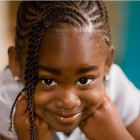 Cute hairstyles for little black girls