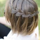 Cute simple hairstyles for short hair