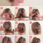 Easy braiding hairstyles