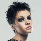Extremely short hairstyles 2015
