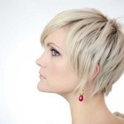Fashionable short haircuts for women