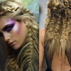Fishtail braids hairstyles