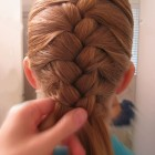French braided
