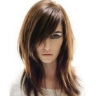 Front layered haircuts