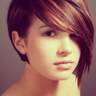 Hair color for short hair cuts