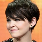 Hair pixie cut