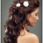 Hair styles for a wedding