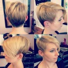 Haircut for short hair 2015