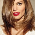 Haircuts for medium length thick hair