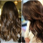 Hairstyle and color for 2015